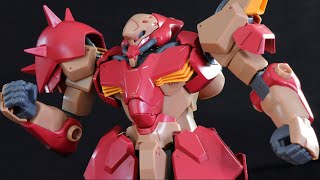 This Mobile Suit Would Make Char Aznable Jealous! - HG Messer F01 Review