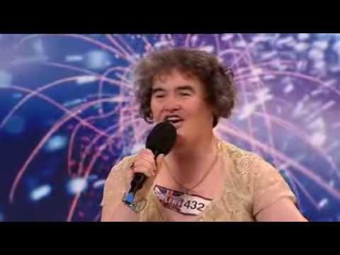 I Have a Dream - Susan Boyle