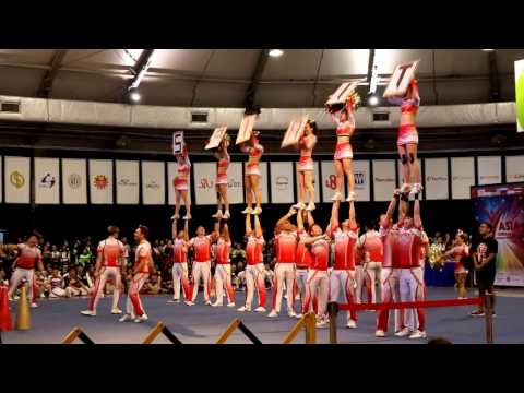 ACIC 2017 187 Spirit Cheer Gold Singapore Team Cheer Open Coed Premier [HD]