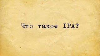 видео пиво ipa