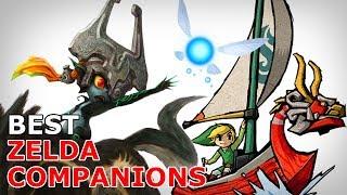 Best Zelda Companions