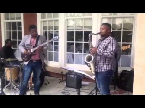 Billy Monama performs See You later of Zakes Nkosi with Sis