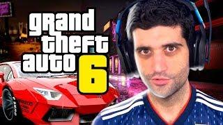 GTA 6 vai ter esses gráficos? GTA V com gráficos ultra realistas é incrível, video IMPRESSIONANTE