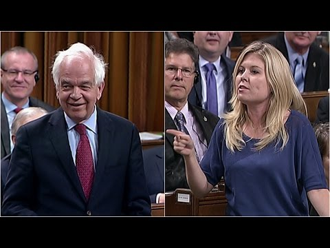 Rempel: this is not a laughing matter