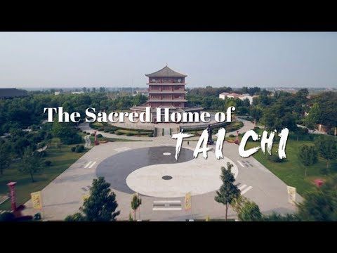 The sacred home of Tai Chi