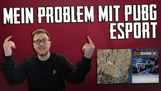 MEIN PROBLEM MIT PUBG ESPORT !? Battle Royale German Deutsch