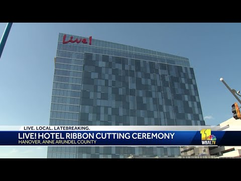 Live! Hotel At Arundel Mills Officially Opens Doors