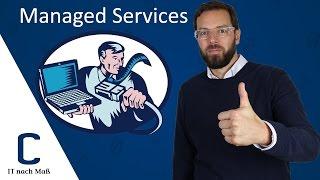 Was sind Managed IT Services und warum brauche ich das für mein Unternehmen? - CYBERDYNE