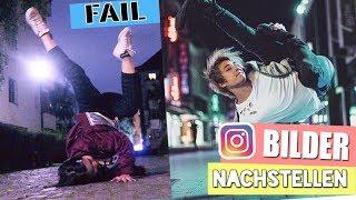 Youtuber Instagram Bilder nachstellen! (Julien Bam, Tanzverbot etc.)