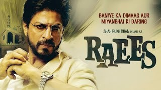 Raees trailer to be Released this December