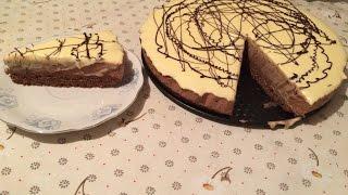 Шоколадный Муссовый торт/ ПРОСТОЙ РЕЦЕПТ