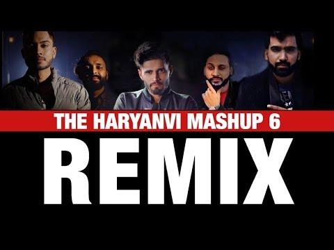 REMIX - The Haryanvi Mashup 6 Lokesh Gurjar | Gurmeet Bhadana | Desi King | Totaram, Baba | Priyanka