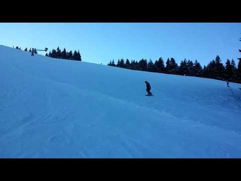 Fail Snowboard jump