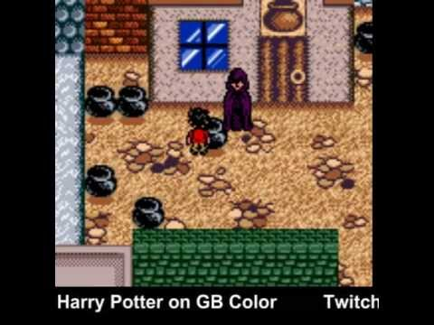 Harry Potter and the Philosopher's Stone on GameBoy Color   Part 2