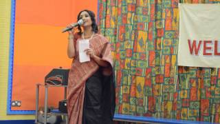 roopkathara ankur leicester and derby association joint cultural evening on 5th july 2014