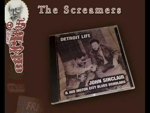 John Sinclair - The Screamers