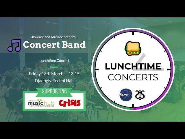 🎵 Concert Band LTC (Spring 2020)