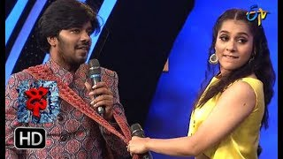 Sudheer | Rashmi | Funny  Joke | Dhee 10 | 17th January 2018 |  | ETV Telugu