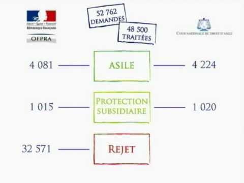 Droit D'asile En France : Comment ça Marche ?