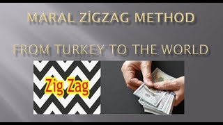 MARAL FOREX ZİGZAG METHOD | NO TEMPLATE ,NO INDICATOR