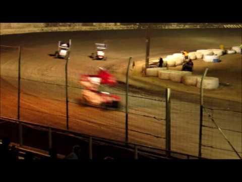 Midget Lite BCRA @ Marysville Raceway Park 9 17 16