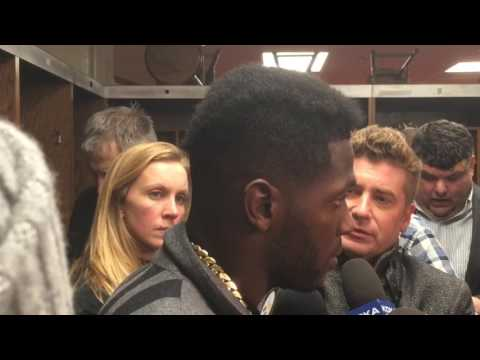Antonio Brown talks Steelers beating KC Chiefs, 18-16