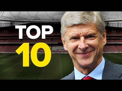 Arsène Wenger's Top 10 Arsenal Signings