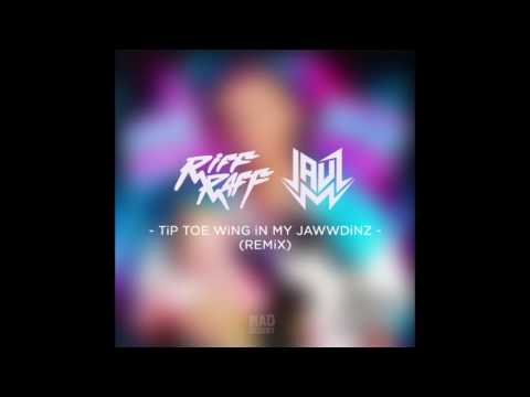 Riff Raff - Tip Toe Wing In My Jawwdinz (Jauz Remix)
