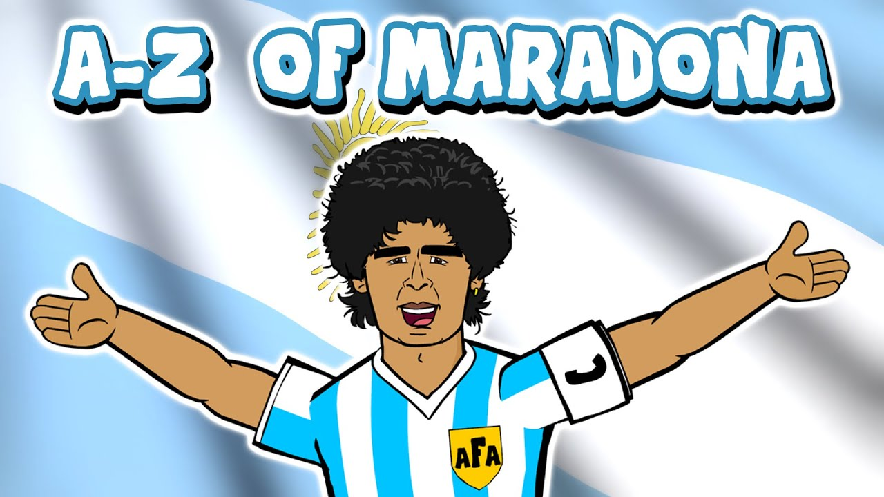 Download 📕DIEGO MARADONA A-Z📘 (Goals Hand of God Goal of the Century Highlights 1986 Mexico)