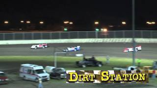 WILD Race at Tri-City Speedway (Includes Fight)