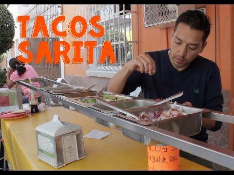 Tacos de Milanesa y más con Sarita