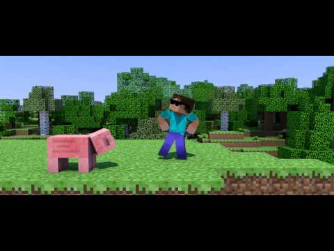 Minecraft PSY Gangnam Style !!!
