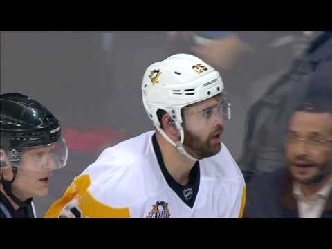 Sestito crushes Enstrom with dangerous hit