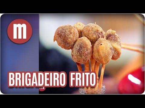 Brigadeiro frito - Mulheres (31/07/17)