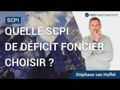 Quelle SCPI de Déficit Foncier choisir ? [Vidéo BFM]