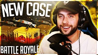 *NEW* DANGER ZONE CASE UNBOXING & BATTLE ROYALE IN CS:GO