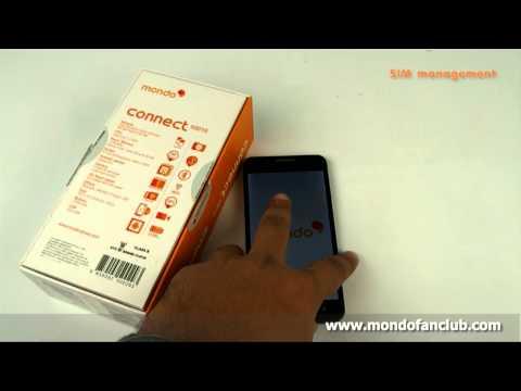SIM management Mondo connect5001Q