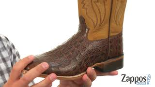 Old West Boots Doc Square Toe SKU: 9026417
