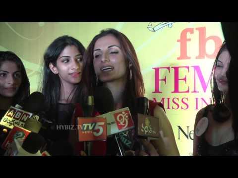 Shilpa reddy Former Miss India Femina-Hybiz.tv
