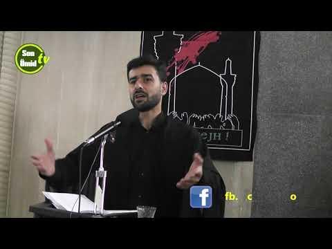 Haci Samir Muherrem moizesi 1-ci gun 01092019