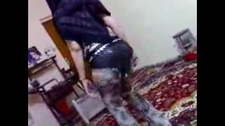 رقص بنات ساخن رقص منزلي دقني معلاية سعودي Very Hot Saudi Belly Dance