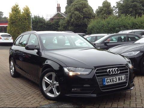 Audi A4 Avant 2.0 TDI e SE Technik 5dr for Sale at CMC-Cars, Near Brighton, Sussex