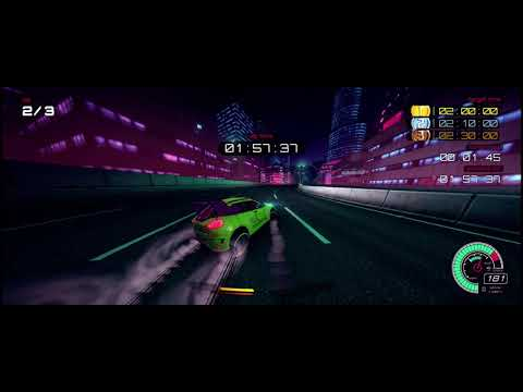 BEST Drifting Game - Inertial Drift [Ultrawide Gaming] |