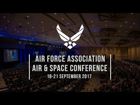 2017 Air U0026 Space Conference: Air Force Capability Development (Panel)