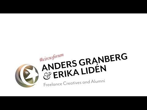 FORUM: Anders Granberg, Freelance Art Director & Erika Lidén Freelance Photographer