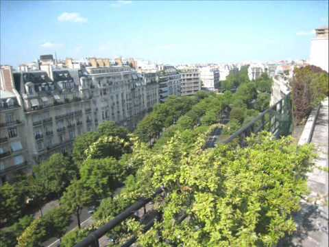 Immobilier paris 16eme vente appartement prestige for Immobilier terrasse paris