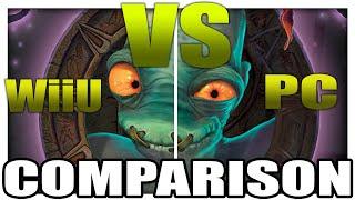 comparison oddworld new n tasty wiiu vs pc head2head high details