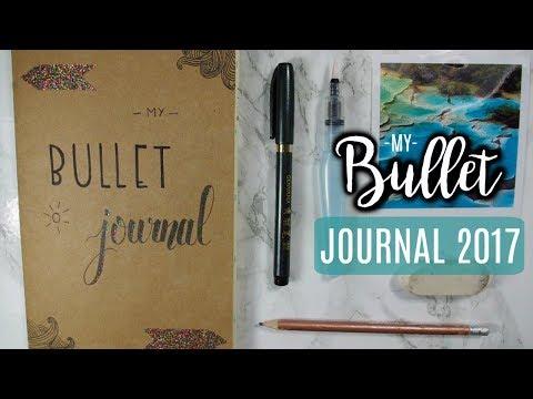 MY BULLET JOURNAL 2017♡