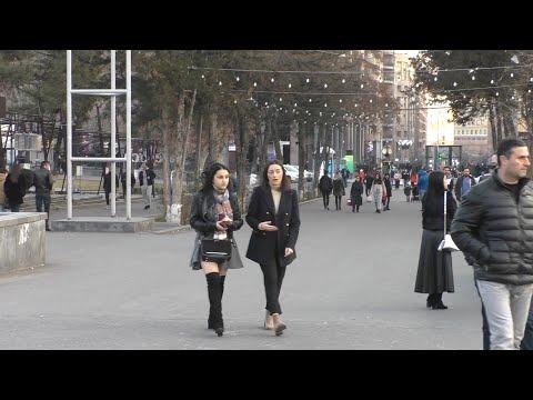 Yerevan, 24.02.19, Su, (на рус.), Video-2, Площадь Свободы