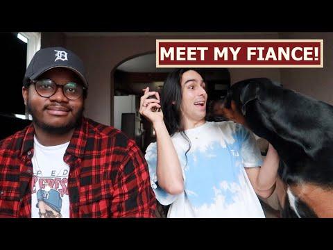 Meet My FIANCE!!! | THE UGLY AESTHETICS
